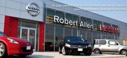 Robert Allen Nissan >> Home Robert Allen Nissan Seemynewvehicle Com